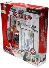 Детски микроскоп - Ученически изследователски комплект -