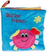Мека книжка - Marine Friends -