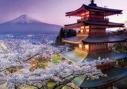 Вулканът Фуджи -
