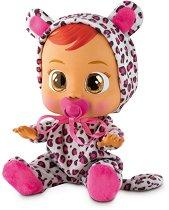 Cry Babies - Леа - Плачеща кукла бебе - кукла