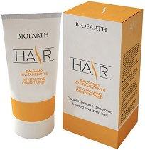 """Bioearth Hair Revitalizing Conditioner - Ревитализиращ балсам за третирана и безжизнена коса от серията """"Hair"""" -"""