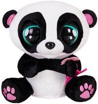 Панда - Yo Yo - Интерактивна плюшена играчка -
