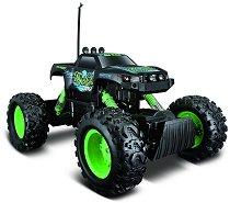 Джип - Rock Crawler - С дистанционно управление - играчка