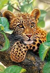 Леопард - пъзел
