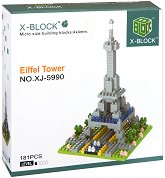 Айфеловата кула - Детски конструктор - аксесоар