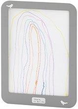 """Рамка за рисунки - Моята малка галерия - Комплект със стикери от серия """"Baby Room"""" -"""