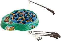 Лов на съкровища - Джейк и пиратите от Невърленд - Детска игра за сръчност и ловкост -