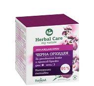 """Farmona Herbal Care Strengthening Cream - Black Orchid - Подхранващ крем за кожа склонна към зачервявания с черна орхидея от серията """"Herbal Care"""" - лосион"""
