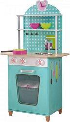 """Детска дървена кухня - Играчка от серията """"Sweet and Easy"""" -"""