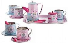 """Сервиз за чай - Играчка от серията """"Sweet and Easy"""" -"""