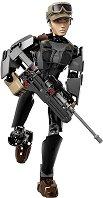 """Сержант Джин Ерсо - Детски конструктор от серията """"LEGO Star Wars: Buildable Figures"""" -"""