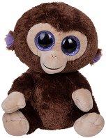 """Маймунка - Coconut - Плюшена играчка от серията """"Beanie Boos"""" - играчка"""