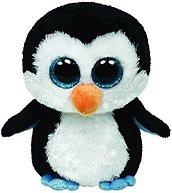 """Пингвинче - Waddles - Плюшена играчка от серията """"Beanie Boos"""" - несесер"""