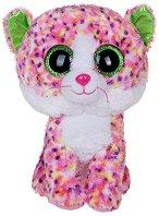 """Котенце - Sophie - Плюшена играчка от серията """"Beanie Boos"""" - несесер"""
