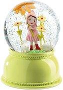Нощна лампа - Sweet Girl - Детски аксесоар с таймер за изключване -
