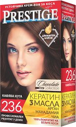 Vip's Prestige - Устойчива крем-боя за коса - продукт