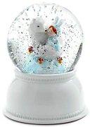 Нощна лампа - Lila and Pupi - Детски аксесоар с таймер за изключване -