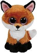 """Лисиче - Slick - Плюшена играчка от серията """"Beanie Boos"""" - играчка"""