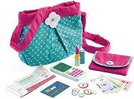 Детска чанта с портмоне и аксесоари -