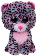 """Леопард - Tasha - Плюшена играчка от серията """"Beanie Boos"""" -"""