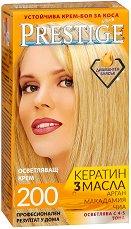 Vip's Prestige - Осветляващ крем за коса 200 -