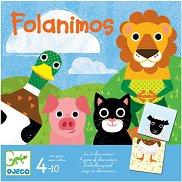 Folanimos - Детска игра с карти -