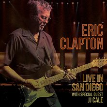 Eric Clapton - Live In San Diego - 2 CD -