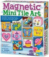 Направи сам и нарисувай - Керамични магнити - играчка