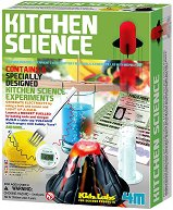 """Експерименти в кухнята - Детски образователен комплект от серията """"Kidz Labs"""" - творчески комплект"""