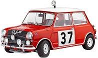 Автомобил - Mini Cooper Winner Rally Monte Carlo 1964 - Комплект с лепило и боички -