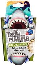 Разделител за книга с животни - Акула -