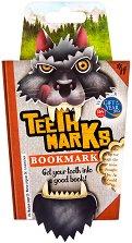 Разделител за книга с животни - Вълк -