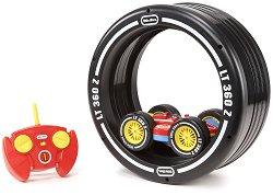 Болид в гума - Tire Twister - Играчка с дистанционно управление - играчка