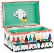 Музикална кутия за бижута - Песента на пандата -