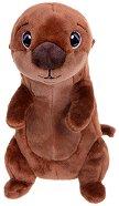 """Бебе видра - Плюшена играчка от серията """"Търсенето на Дори"""" - играчка"""