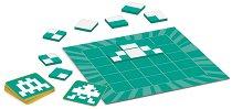 Пиксел Танграм - Образователна игра с дървени елементи -
