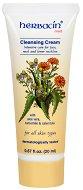 """Herbacin Med Cleansing Cream - Почистващ крем за лице с алое вера, лайка и невен от серията """"Med"""" - крем"""