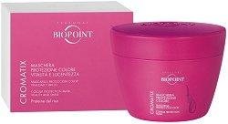 """Biopoint Cromatix Colour Protection Mask - Маска за боядисана коса от серията """"Cromatix"""" -"""