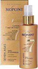 """Biopoint Seven Ages Youth Serum - Серум за млада и блестяща коса от серията """"Seven Ages"""" -"""