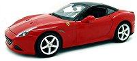 """Ferrari California T - Метална количка от серията """"Ferrari Race & Play"""" - макет"""