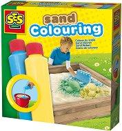 Боя за пясък - Комплект от 2 цвята