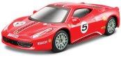 """Ferrari 458 Challenge - Метална количка от серията """"Ferrari Race & Play"""" - макет"""
