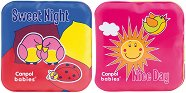 Книжки за баня - Ден и Нощ - Комплект от 2 броя -