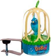"""Интерактивно птиче със стойка - Детска играчка от серията """"Digibirds"""" -"""