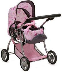 Количка за кукли - Kitty - Детска играчка - количка