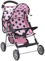 Количка за кукли - Mini - Детска играчка - количка