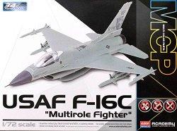 Военен самолет - USAF F-16C Multirole Fighter - Сглобяем авиомодел -