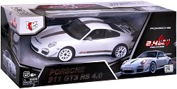 """Porsche 911 GT3 RS 4.0 - Играчка с дистанционно управление от серията """"Gear Maxx"""" - количка"""