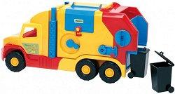 Камион за смет - Детска играчка - играчка
