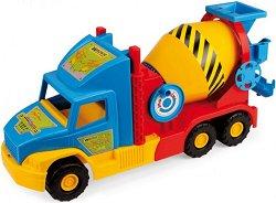 Бетоновоз - Детска играчка - играчка